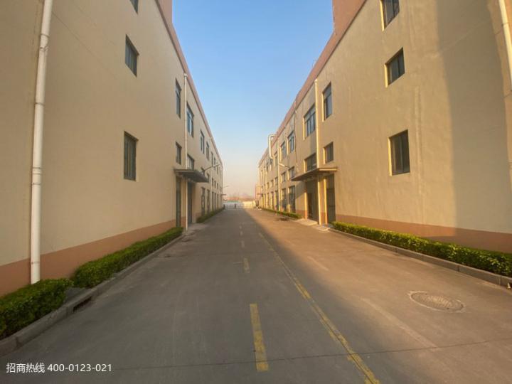 闵行梅陇大房东独栋无公摊一层厂房仓库出租 900平方双层厂房,空两栋