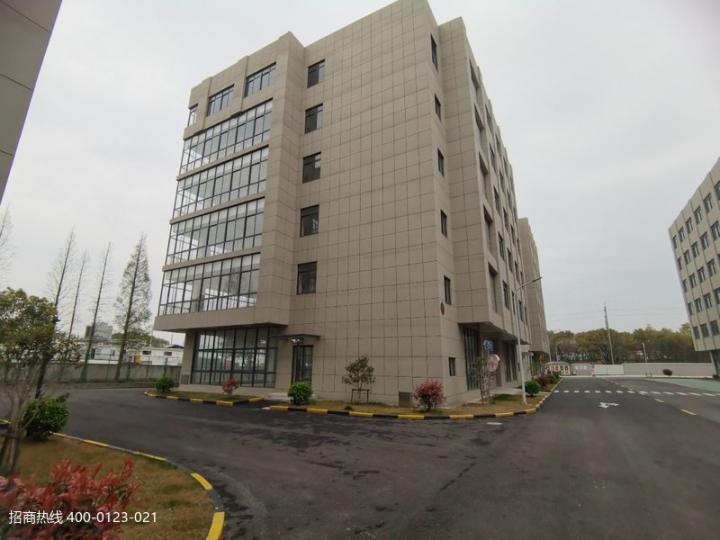 松江新桥大房东高端园区厂房仓库出租 一层800平方,共有三个层面,可以分300平方