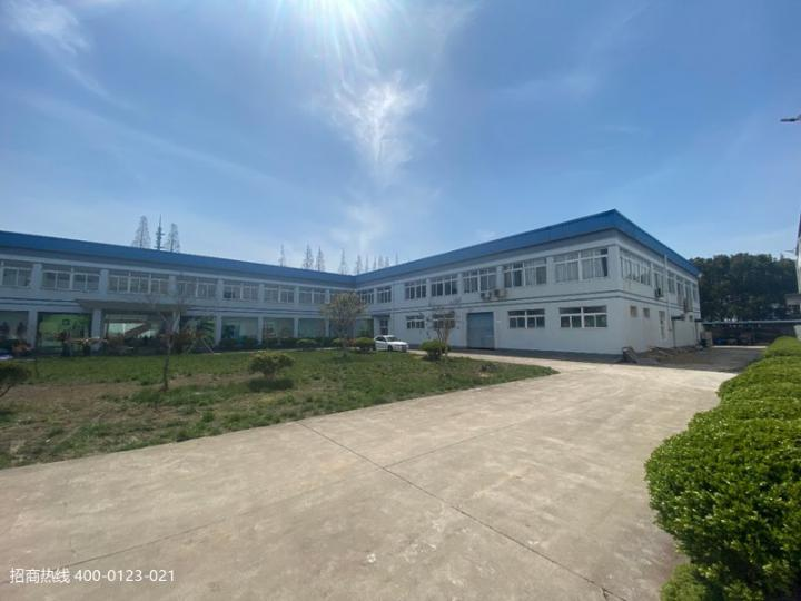 松江车墩独栋双层厂房仓库出租 一楼500平方起租,价格优惠