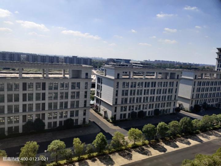 W011 松江泗泾104独栋厂房出租 开发商大房东直招出租
