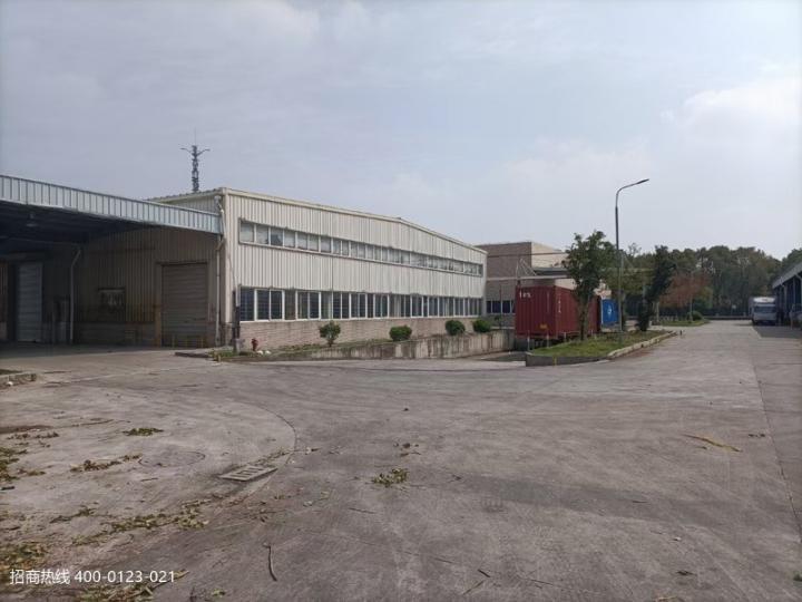 W016 闵行莘庄工业区新空单层厂房仓库出租 2000平方米