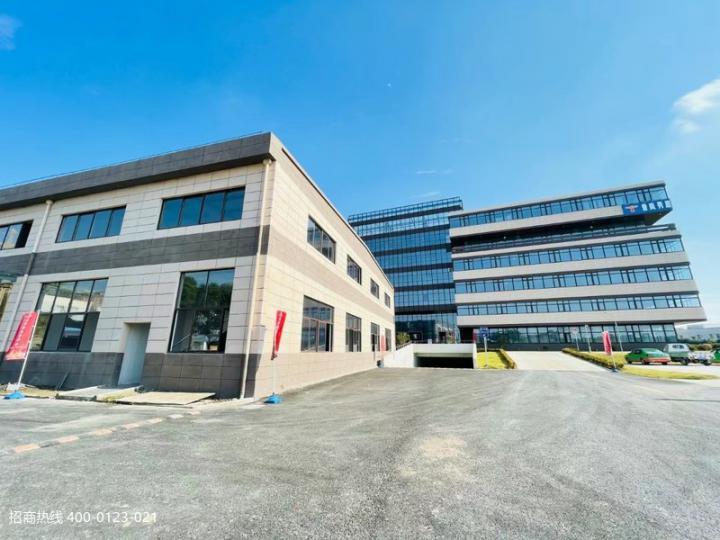W017 松江九亭精装修办公室出租 80平方起租,一楼展厅960平方