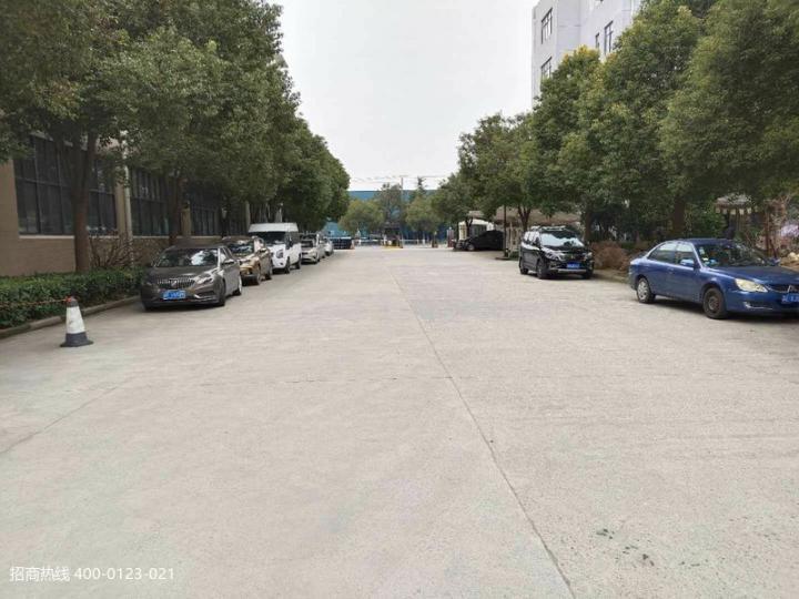 W019 松江区九亭大房东直租独栋厂房出租 可以分割200平方起租
