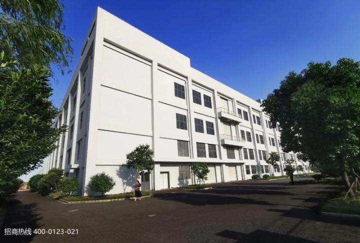 W025 松江泗泾米易路交科医疗产业园厂房仓库出租 300平方起租