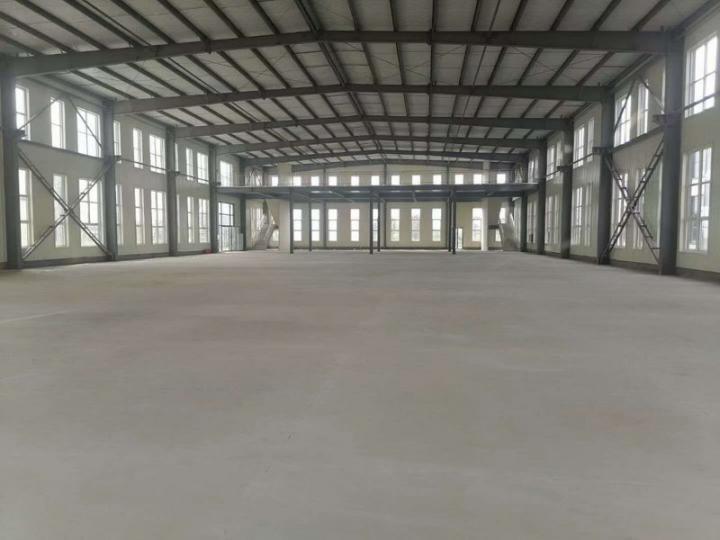 南通通州湾江海联动示范区1700平 2100平 单层钢结构厂房出售招商 仅限优质生产制造企业